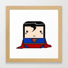 Super Chibi Framed Art Print