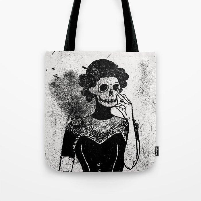 Gra Smierci Tote Bag