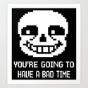 Sans bad time by pringpetungg