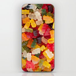 Gummi Bears iPhone Skin