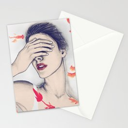Milk Bath Stationery Cards