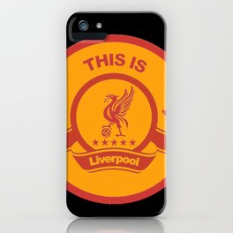 This Is Liverpool iPhone Case