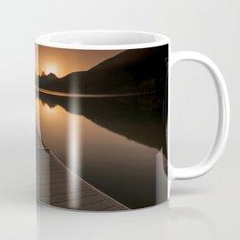 Lake McDonald Wake Up Call Coffee Mug