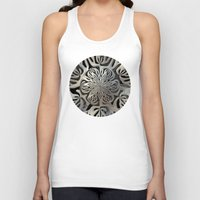 exo Tank Tops featuring Exoskeleton  by Lyle Hatch