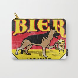 Beer lover oktoberfes Carry-All Pouch
