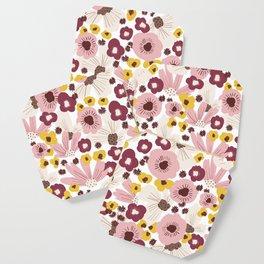 Boho Floral Vibes Coaster