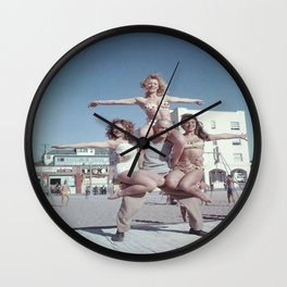 Show Off Wall Clock