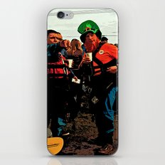 The Pot of Gold? Straight Down That Lane and Take a Left at the Rusty Bicycle iPhone & iPod Skin
