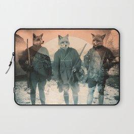 Fox Hunt Laptop Sleeve