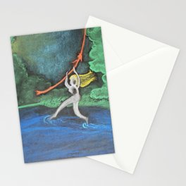 Walking on Water Stationery Cards