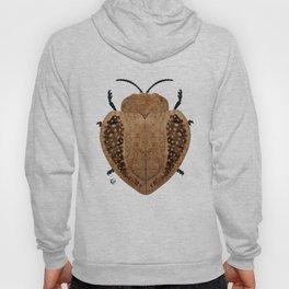 Exotic Wood Tortoise Beetle Hoody