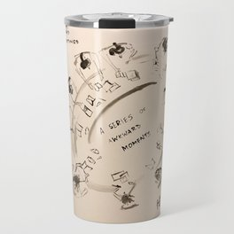 A series of awkward moments Travel Mug