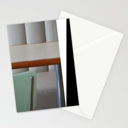 Cafe Seat Stationery Cards