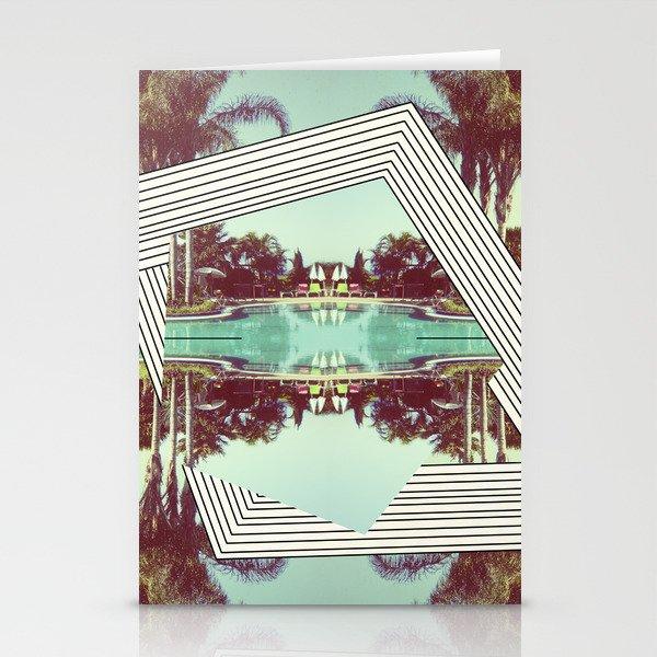 Tropics Trip Stationery Cards