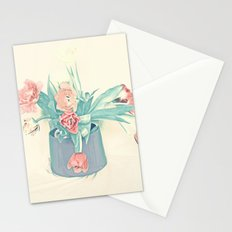 Happy Vintage Tulips Stationery Cards