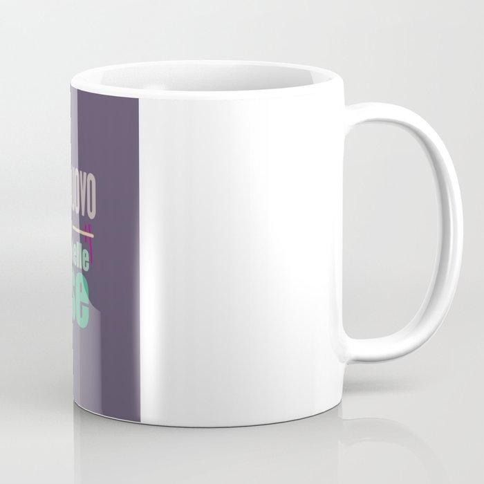 ecce bombo Coffee Mug