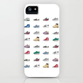 Kicks iPhone Case