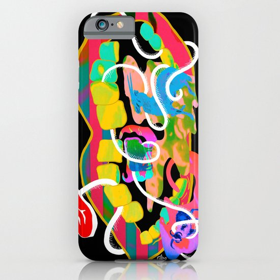 """Centipede Hz"" by Steven Fiche iPhone & iPod Case"