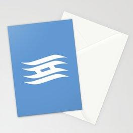 Flag of Hyogo Stationery Cards