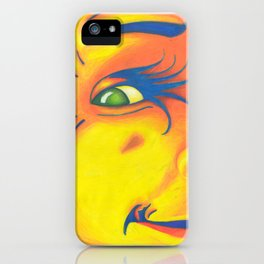 The Imp iPhone Case