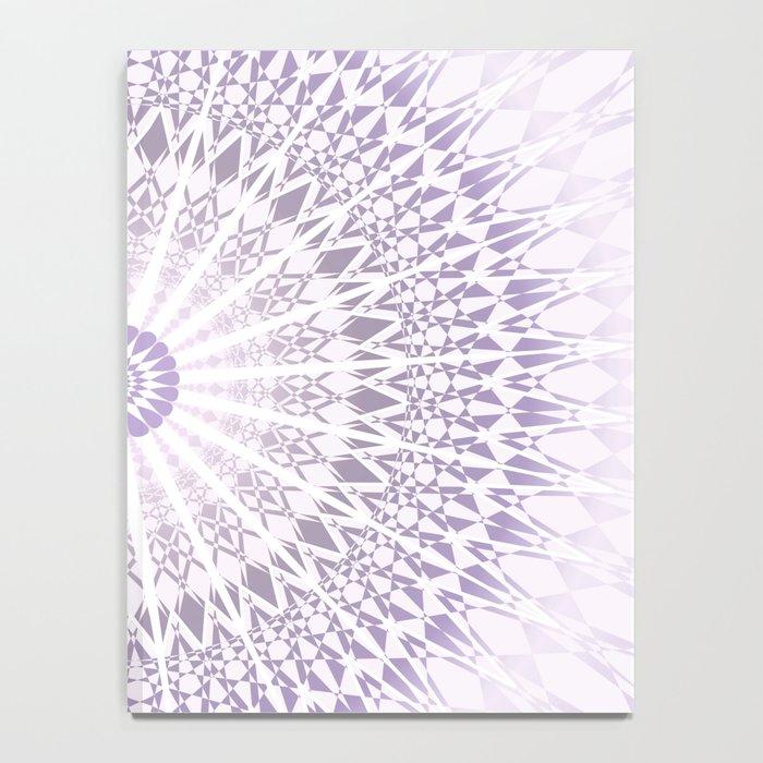 Purple Mandala Notebook