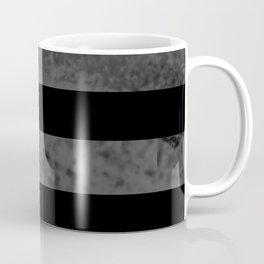Destroyed stripes Coffee Mug