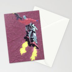 Robot Trousers Stationery Cards