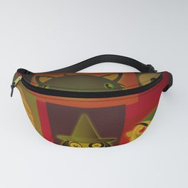All Hallows Eve Fanny Pack