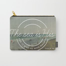 Psalm 95:5 Carry-All Pouch