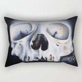 Disappear Rectangular Pillow