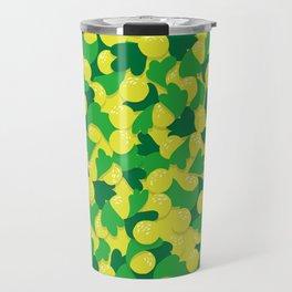yellow world! Travel Mug