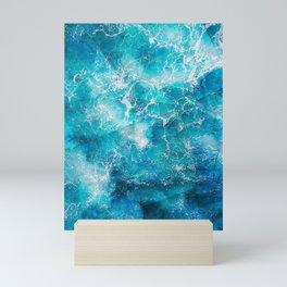 Ocean VI Mini Art Print