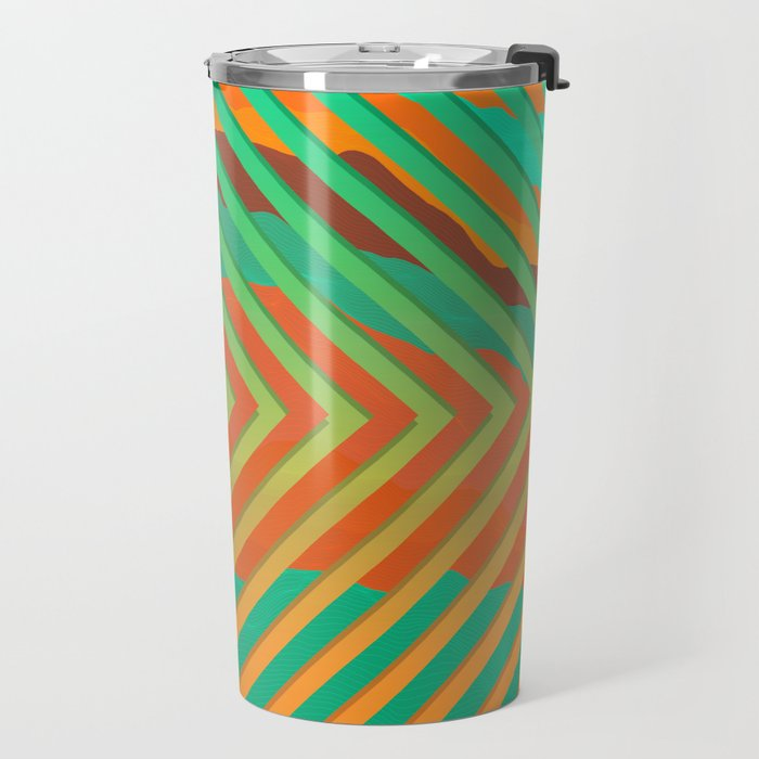 TOPOGRAPHY 2017-021 Travel Mug