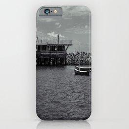 St Kilda Pier Kiosk iPhone Case