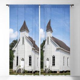 Montpelier Methodist Church in Baldwin County Blackout Curtain