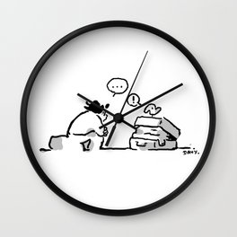 Discussion ... Wall Clock