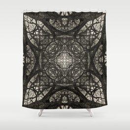 Branching Symmetry Shower Curtain