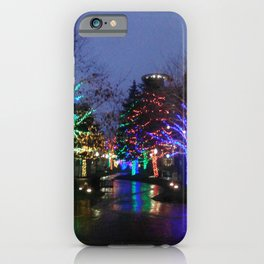 Kzoo Christmas iPhone Case