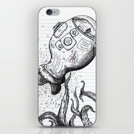 Challenger Deep Ocean iPhone Skin