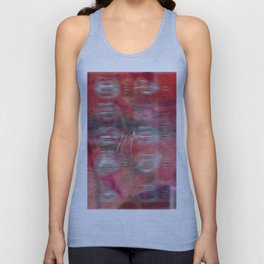 What Happened To Him? Unisex Tank Top