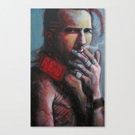 yella redneck Canvas Print