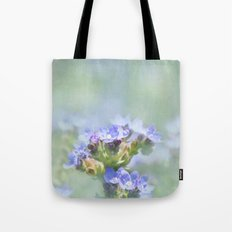 Dreamy Blues Tote Bag
