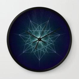 Fairy Star Wall Clock