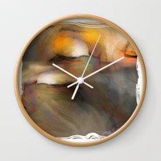 senses . . . Wall Clock
