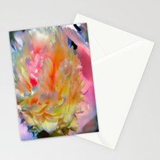 Subtle water lilly Stationery Cards