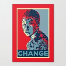 Mystique 2016 Canvas Print