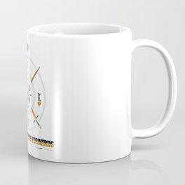 Let's Push Things Forwards Coffee Mug
