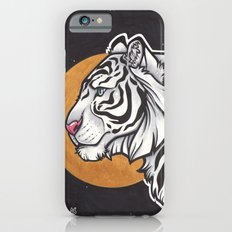 White Tiger iPhone 6s Slim Case