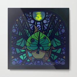 Sage of Wind Metal Print