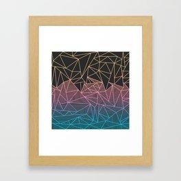 Brody Rays Framed Art Print